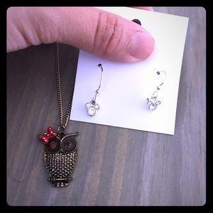 Disney Jewelry Set